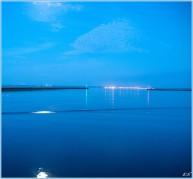 Port de Brest de nuit (1)