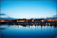Port de Brest de nuit (3)