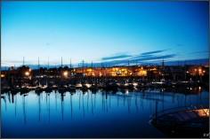 Port de Brest de nuit (4)