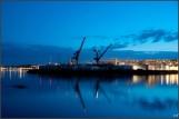 Port de Brest de nuit (7)